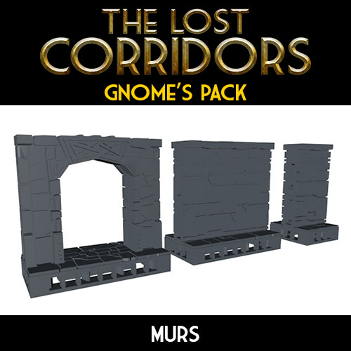 Gnome's pack
