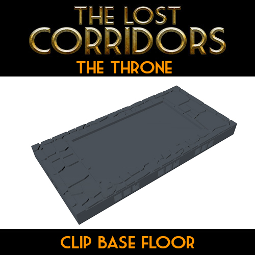 Base trône the Lost Corridors