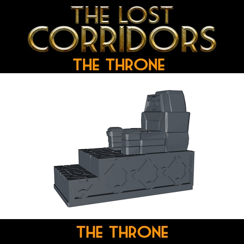 Trône the Lost Corridors