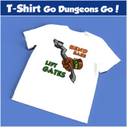 T-Shirt Dungeons Factory
