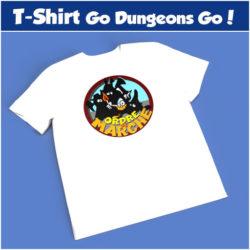 T-Shirt Dungeons Factory