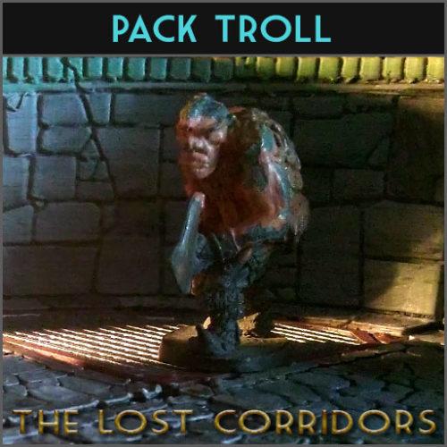 Décors The Lost Corridors