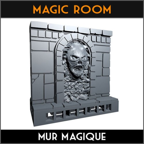 magic room mur maguque