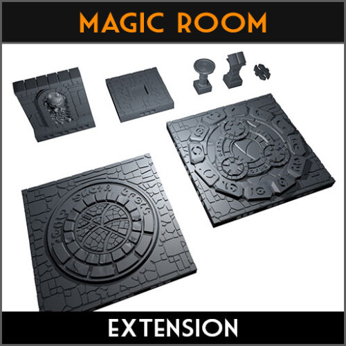 contenu de magic room