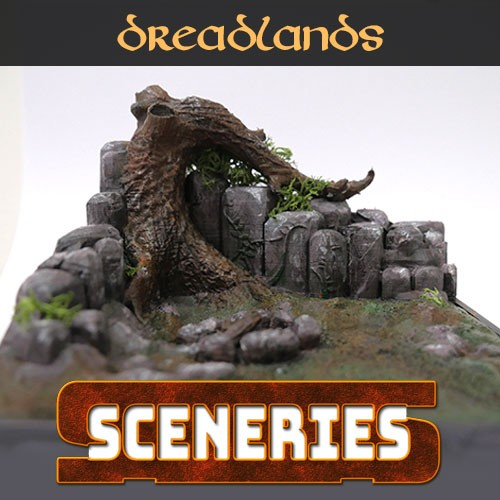 Dreadlands dungeons factory