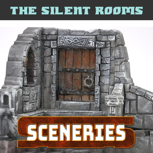 silent rooms sceneries