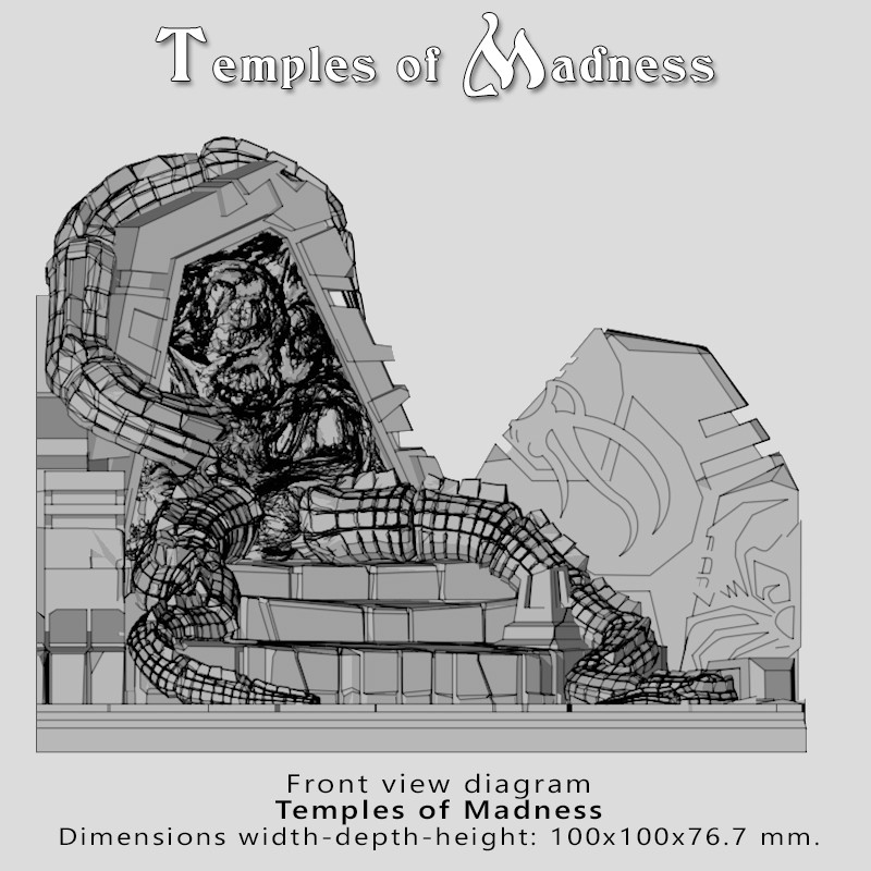 Temples of madness